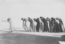 Yehudit Orenstein and Dance Group