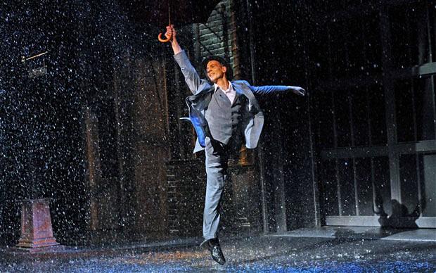ריקודי רחוב במחזות הזמר לקולנוע