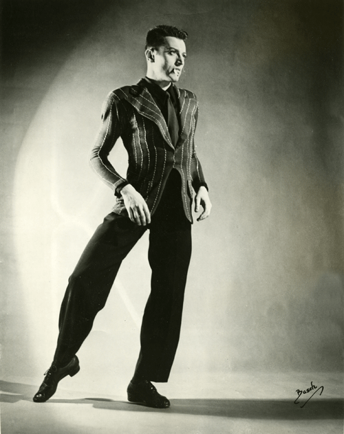 A Tribute to Daniel Nagrin: Russian Jewish Influences in American Modern Dance
