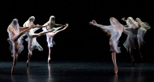 David Dawson's Giselle for the Dresden SemperOper Ballet