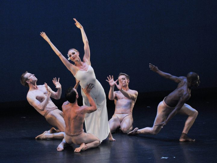 Martha Graham Company at the Teatre Liceu