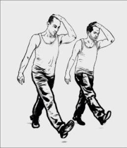"""עיסוק חוזר באמנות הריקוד: """"דירת שני חדרים"""" של שינפלד ולאור"""