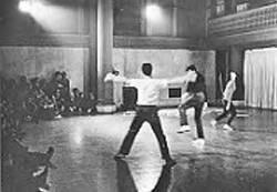 תיאטרון מחול ג'דסון: מחול אוונגרדי בניו-יורק
