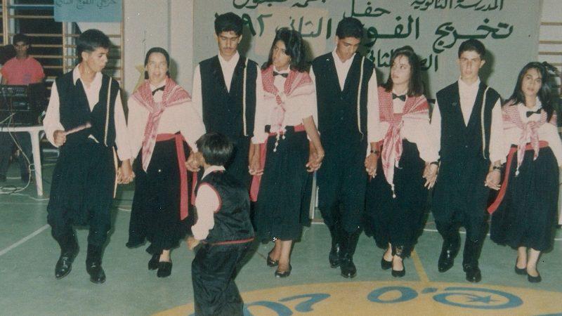 מחול ערבי מסורתי וחדש